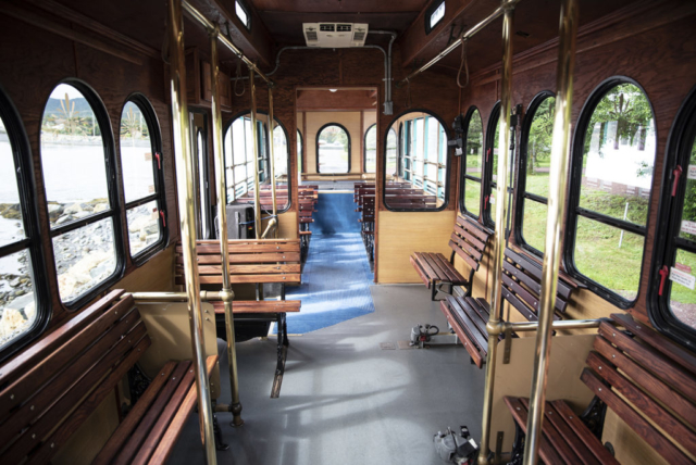 SanFrancisco Trolley, St. John's luxury bus tour, Best Newfoundland transportation