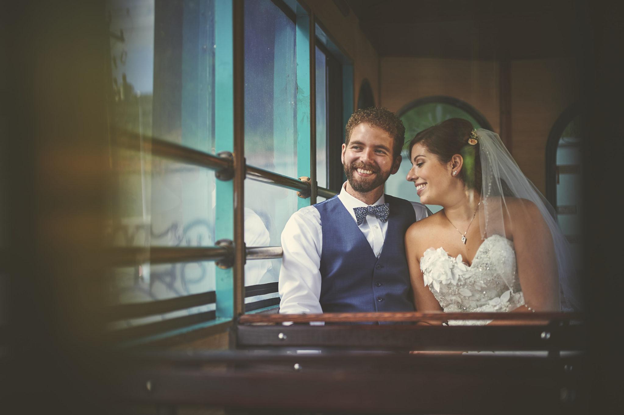 St John's wedding transportation, Classic Carriage Trolley, NL Train, St. John's Trolley, Wedding Transportation Rental, Luxury Vehicles NL