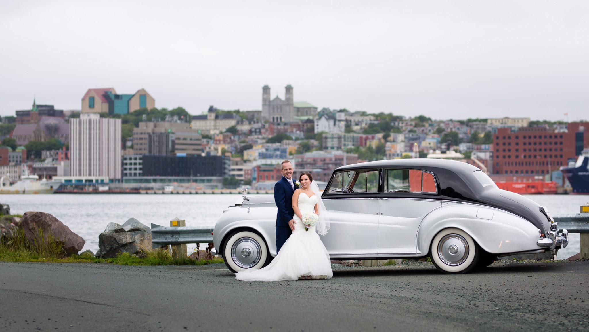 St. John's Wedding Transportation | Classic Carriage
